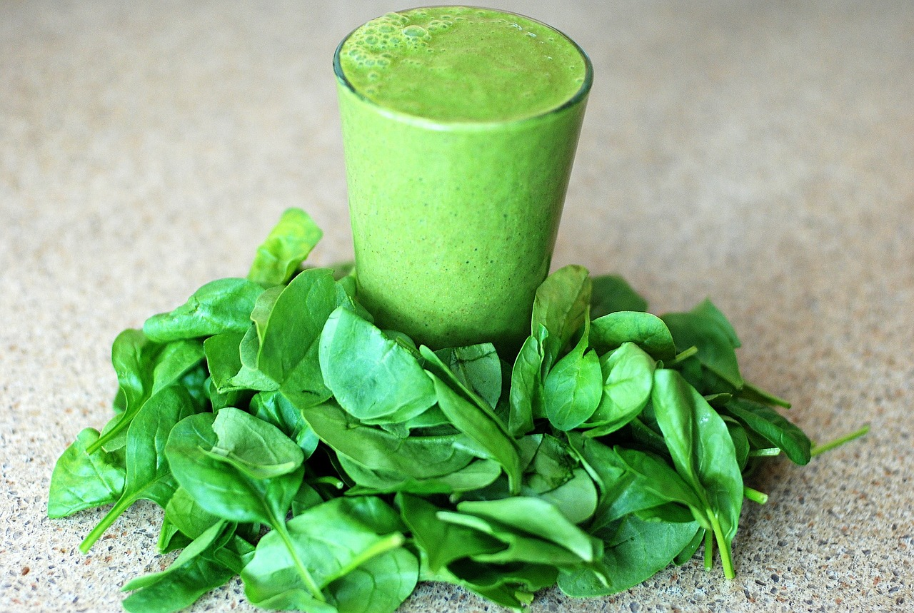 spinach-422995_1280