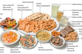 Food Additives to Ban