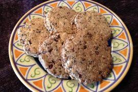 GF Vegan Choc. Chip Cookies
