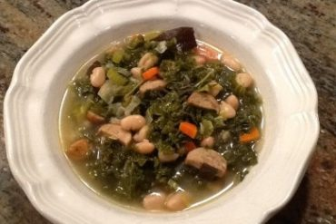 Kale & White Bean