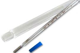 Mercury Thermometer 2