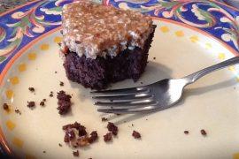 Quinoa Cake Bite