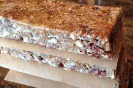 Soft & Chewy Granola Bars