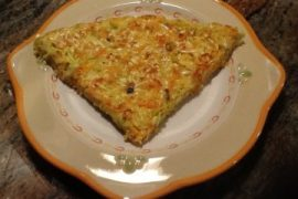 cabbage frittata
