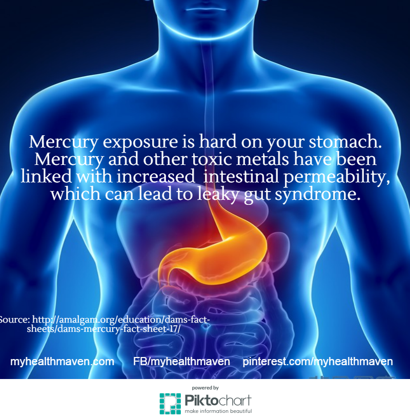 Mercury & Leaky Gut