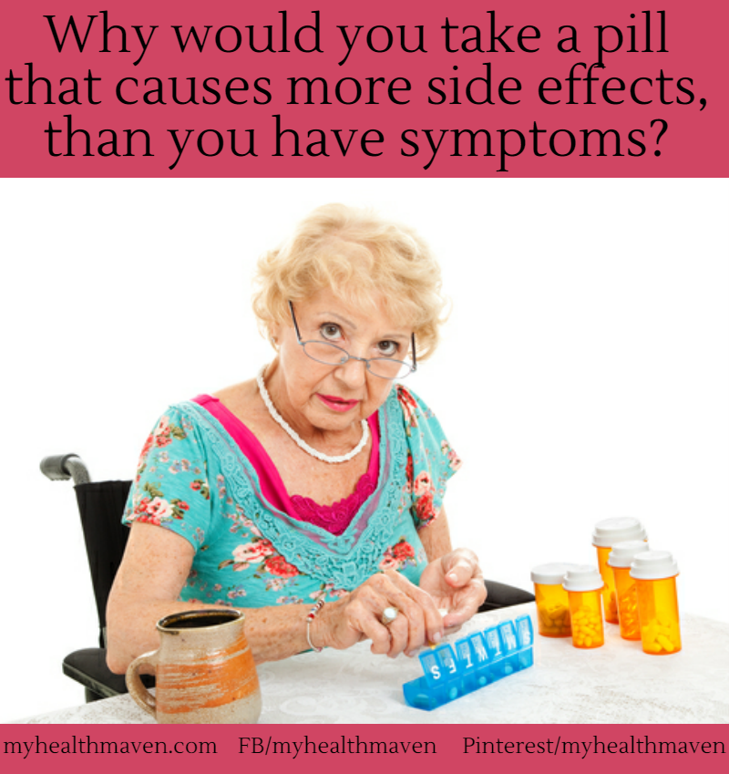 Prescription Medications Can Cause More Symptoms, Than The Illness You Are Trying to Treat
