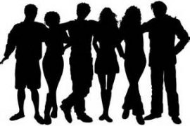 silhouette-of-people