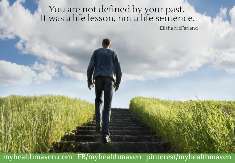 You Aren't Defined By Your Past