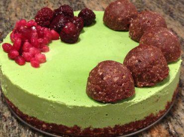 kale-cheesecake