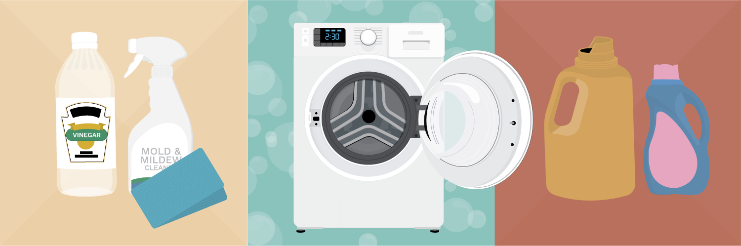 how do i clean my washer machine