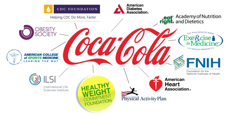 coca cola sponsors