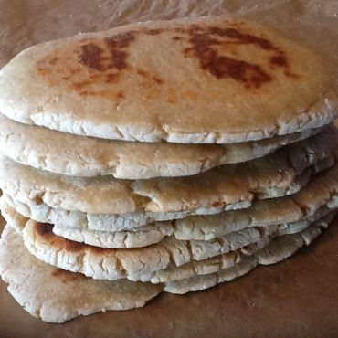 brown rice flat bread