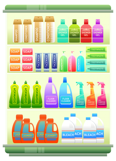 cleaning products generic