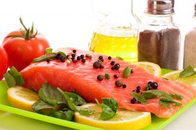salmon omega fatty acids