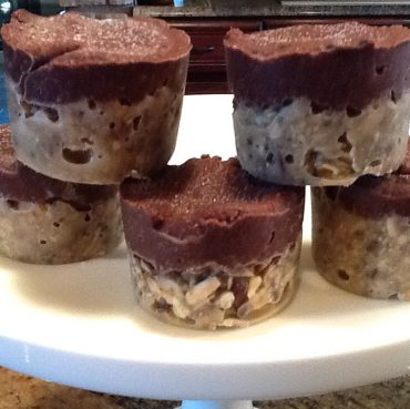 Granola cups-finished