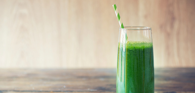 Summer Smoothie with ACV