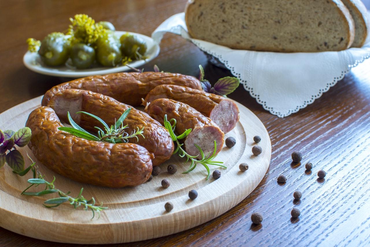 sausage-processed food