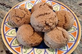 Ginger Cookies 1